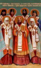 Икона Казахстанские новомученики