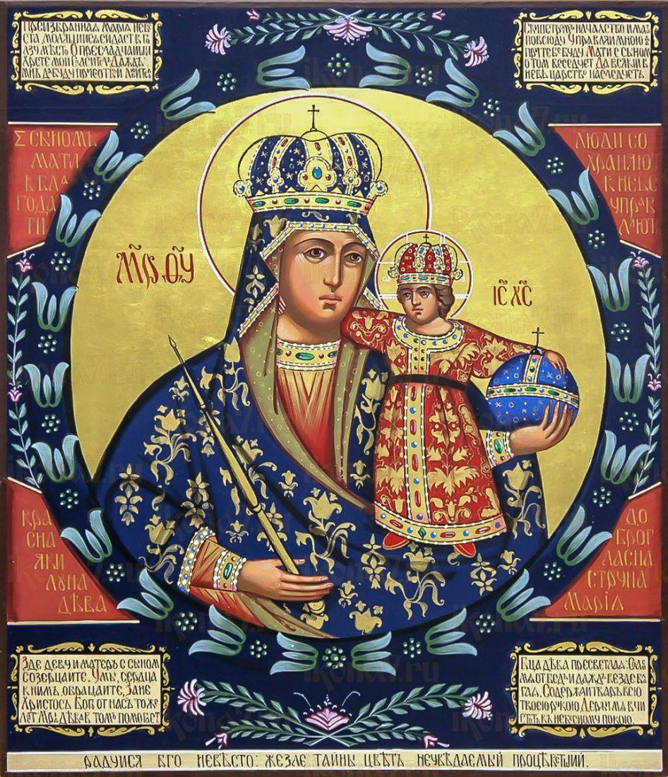 Икона Трубчевская икона Божией Матери