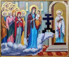 Икона Забельская икона Божией Матери