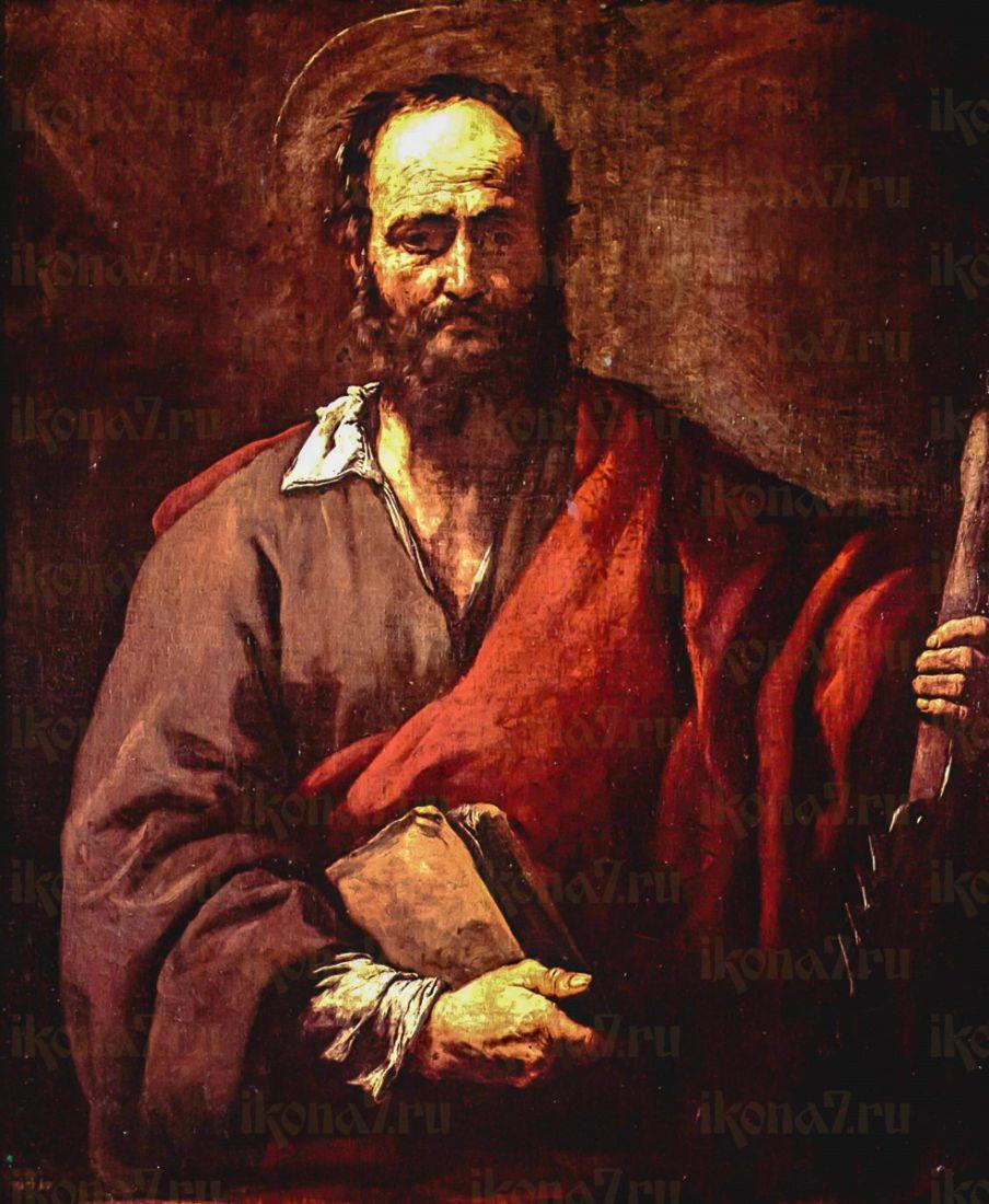 Симон Кананит (Зилот) (копия старинной иконы)
