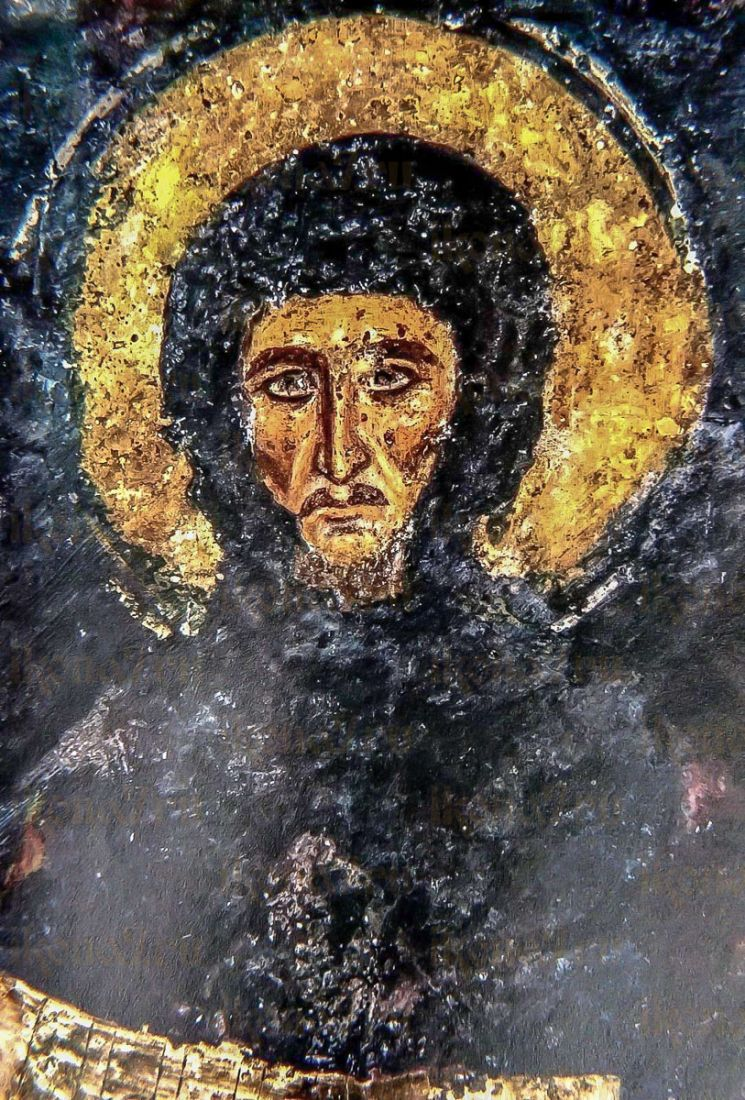 Ефрем Сирин (копия старинной иконы)