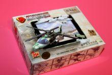 Сборная модель ударного вертолета Harbin Z-9 без клея