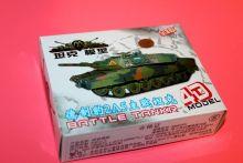 Сборная модель танка  Леопард 2 без клея