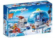 """Игровой набор playmobil 9055 """"Штаб полярника"""""""