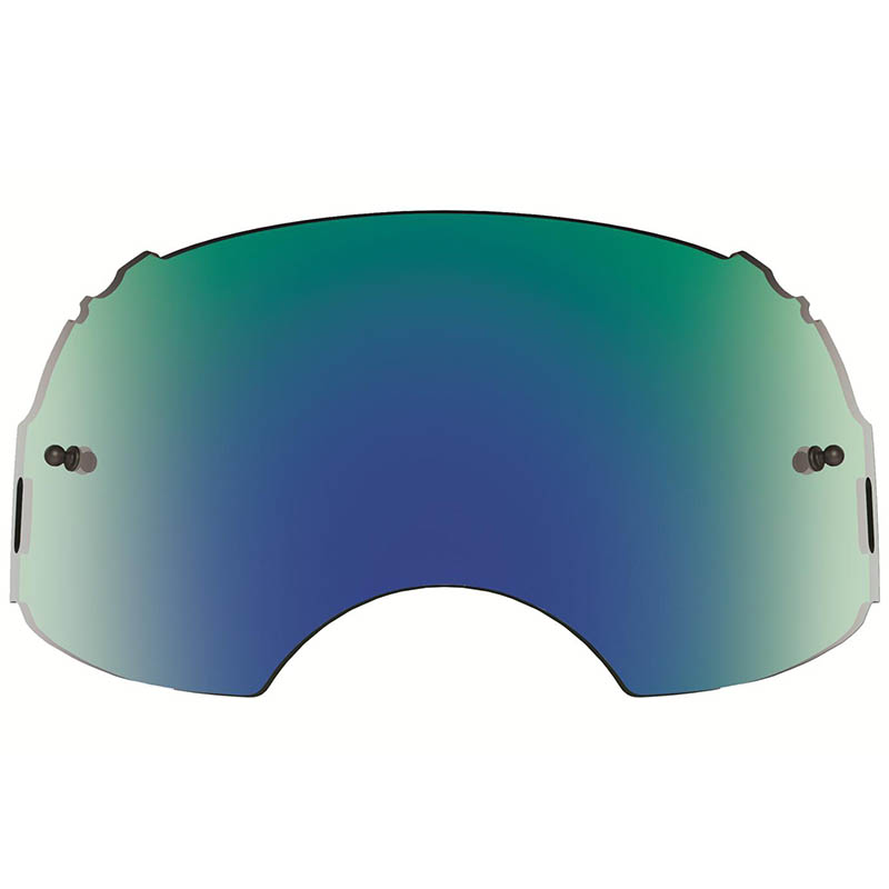 Oakley - Airbrake Plutonite Iridium Blue, линза синяя