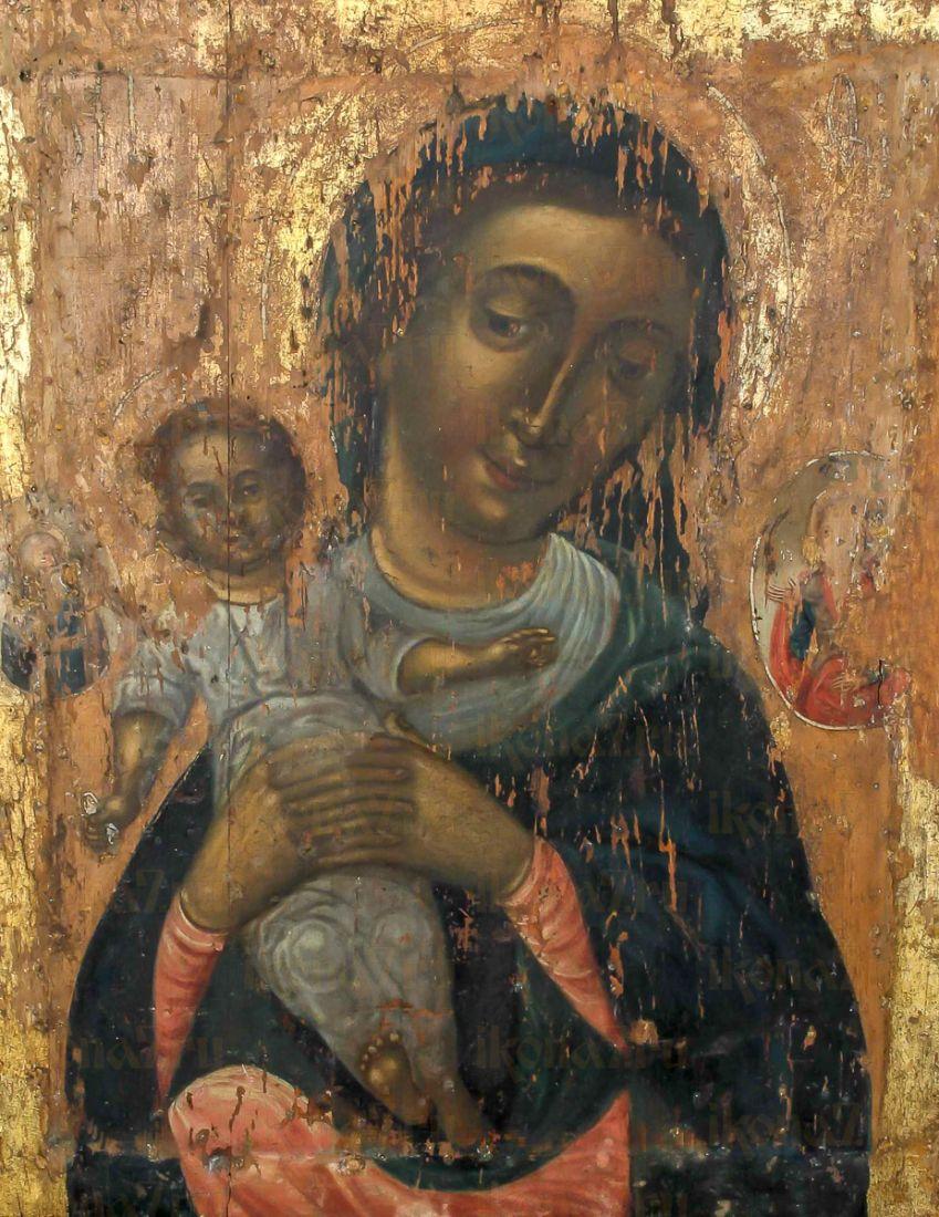 Евтропьевская икона Божией Матери (копия старинной)