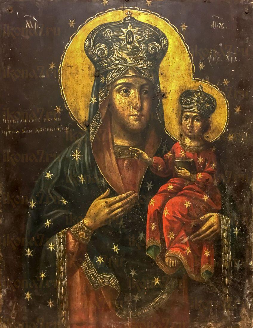 Дубовичская икона БМ (копия старинной)