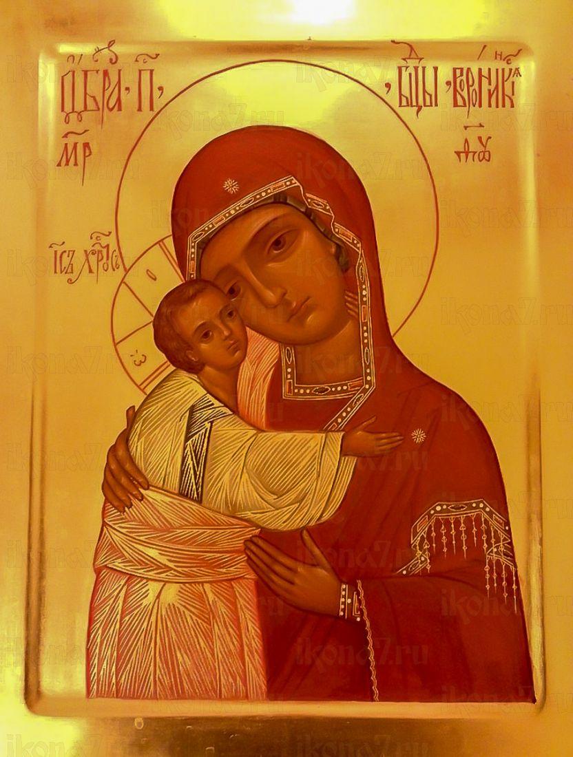Воронинская икона Божией Матери