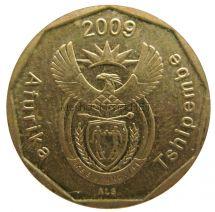 ЮАР 20 центов 2009 г.