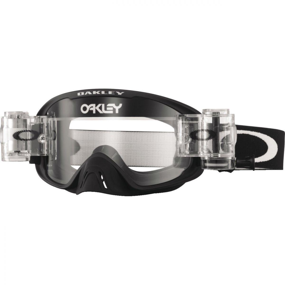 Oakley - O-Frame 2.0 Solid (Roll-Off) очки черные матовые, линза прозрачная
