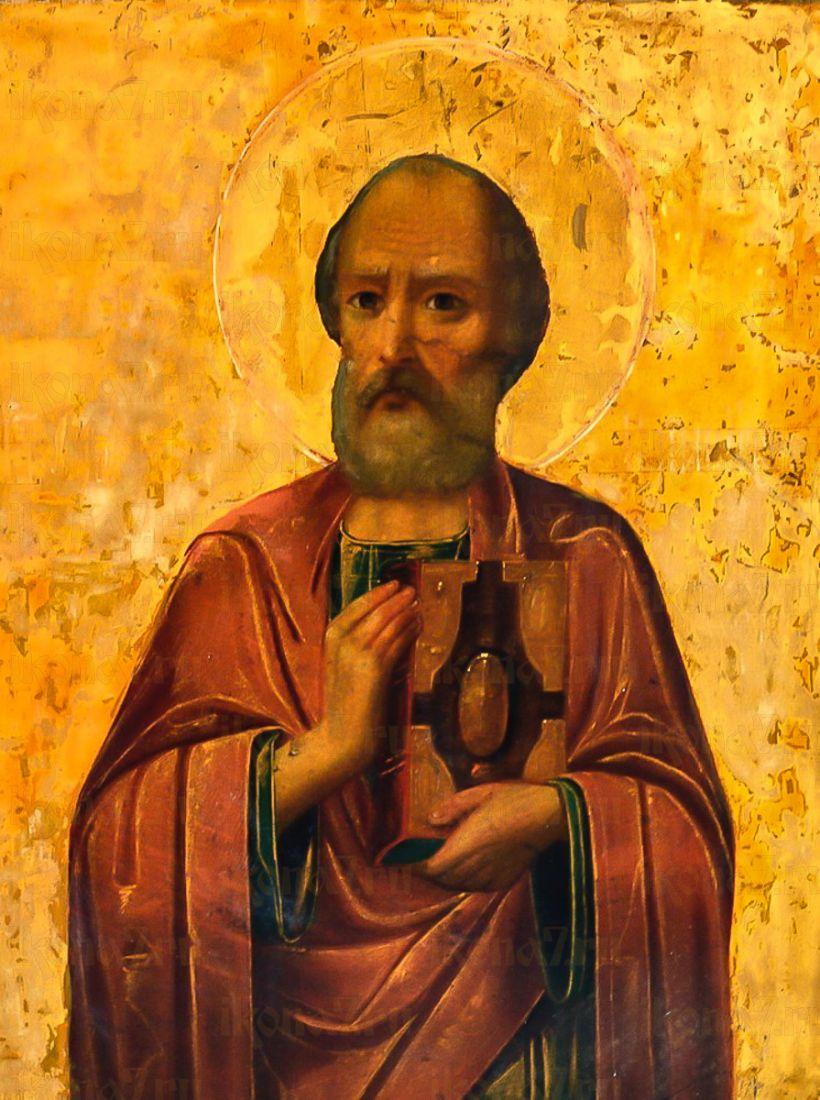 Купить икону Симона Зилота. Иконы апостола Симона.