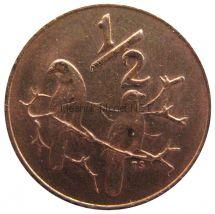 ЮАР 1/2 цента 1970 г.