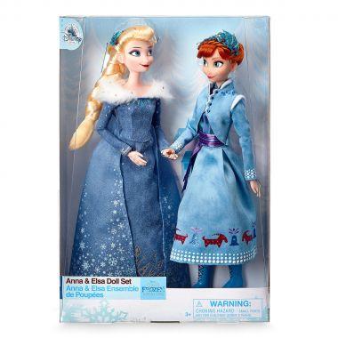 Кукла Анна и Эльза набор Дисней