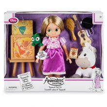 Кукла малышка Рапунцель музыкальная подарочный набор