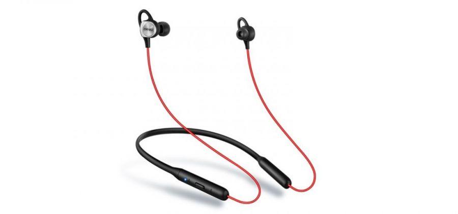 Беспроводные наушники Meizu EP52 Earphone красные