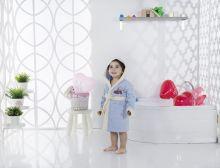 Халат махровый детский SNOP Арт.2820-1