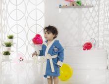 Халат махровый детский SNOP Арт.2820-4