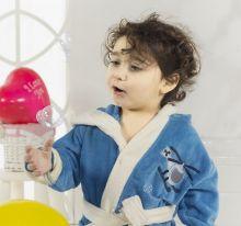 Халат махровый детский SNOP Арт.2821-2