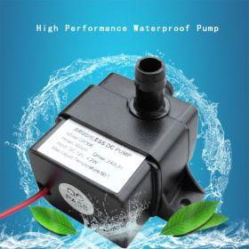 Компактный 12-вольтовый насос (240 литров/ч)