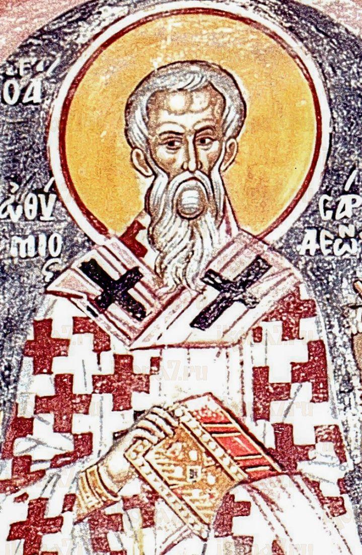 Евфимий Сардийский (копия старинной иконы)