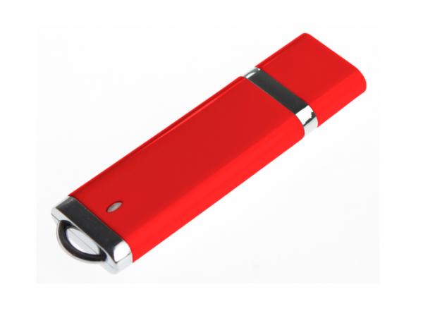 4GB USB-флэш корпус для флешки Apexto U206A, красный