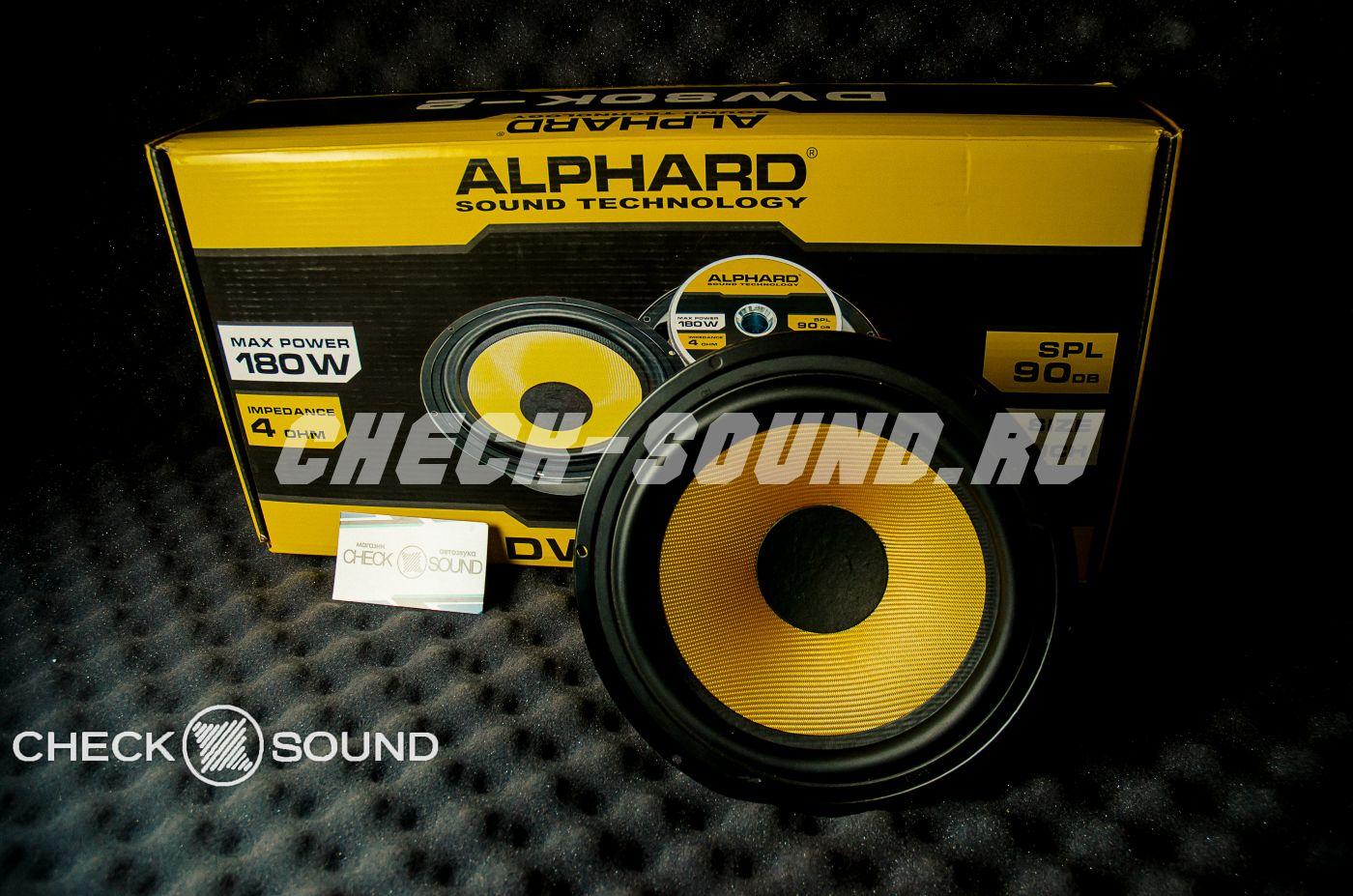 ALPHARD DW80K2