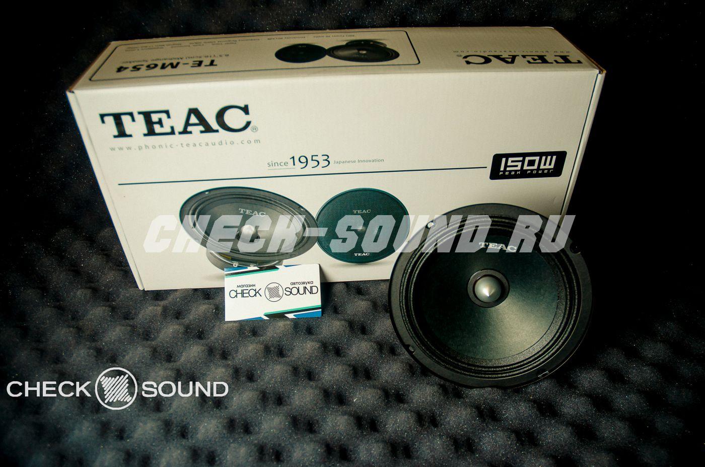 TEAC TE-M654