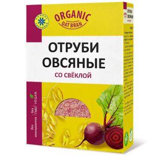 """""""Компас Здоровья"""" Отруби овсяные со свеклой, 200 г"""