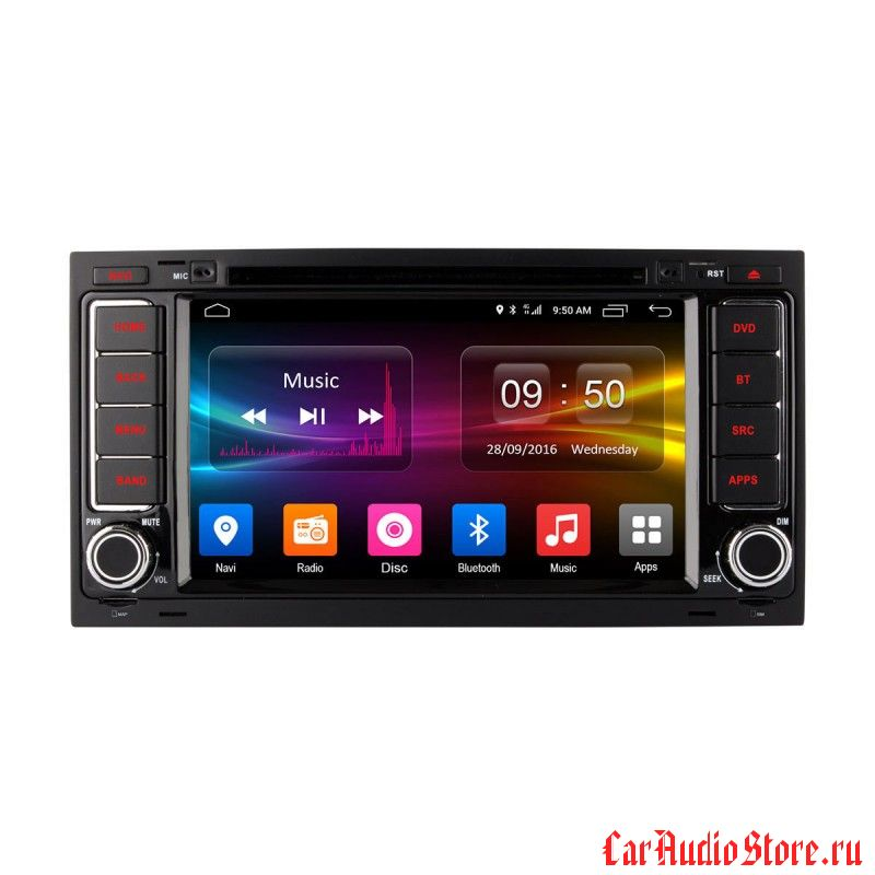 Ownice C500 S7903G для Volkswagen Touareg 2004-2011 (Android 6.0)