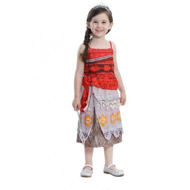 Платье Моаны костюм