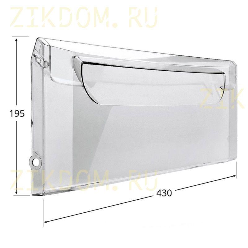 Панель ящика холодильника Атлант 774142101100