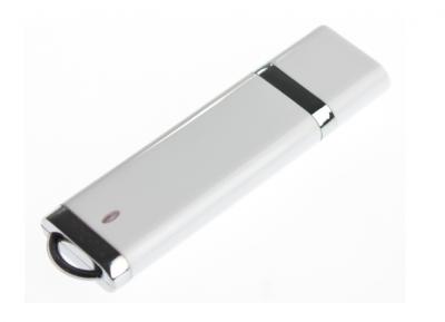 8GB USB3.0-флэш накопитель Apexto U206, Белый