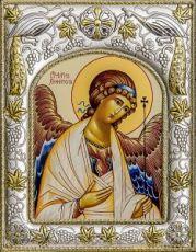 Ангел Хранитель (14х18), серебро