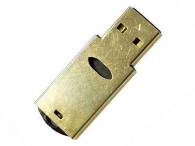 16GB USB-платка Supertalent RB-PCBA, металлический корпус, 31,35x13.65x12