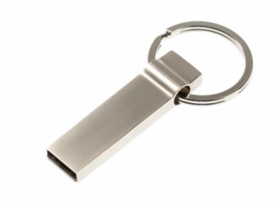 16GB USB-флеш накопитель Apexto U944A металлический брелок матовый