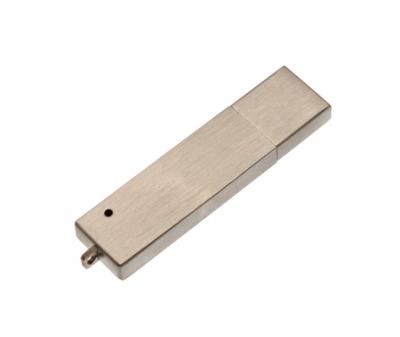 16GB USB-флэш корпус для UsbSouvenir U902 серебряный матовый тонкостенный