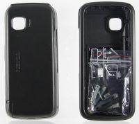 Корпус Nokia 5228/5230/5235 (black)