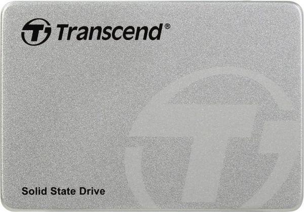"480GB SSD-Накопитель Transcend 2.5"" SSD220S, SATA3, TLC, Aluminum case"