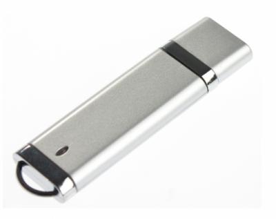 32GB USB-флэш корпус для флешки Apexto U206, серебро