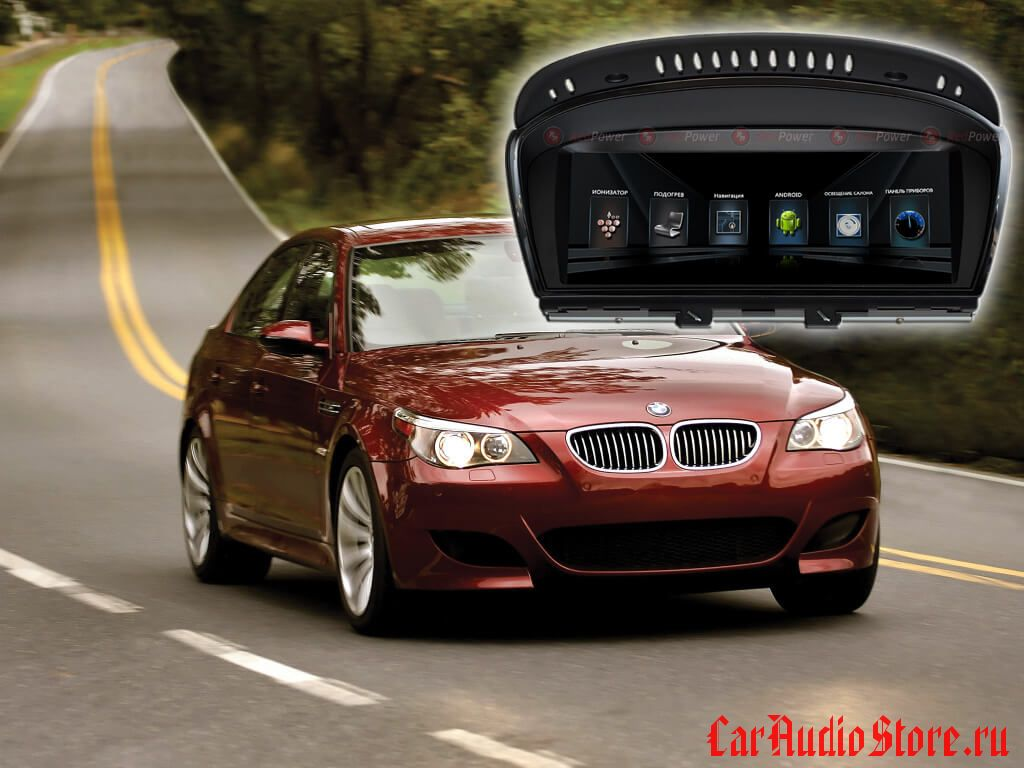 RedPower 31087 IPS для BMW 5 серии кузов E60 (2003-2010)