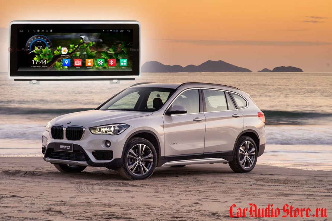RedPower 31101 IPS для BMW X1 (2015+)