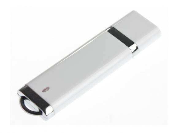 32GB USB3.0-флэш накопитель Apexto U206, белый
