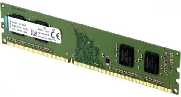 4GB Модуль памяти Kingston 2400MHz DDR4 Non-ECC CL17 DIMM 1Rx16