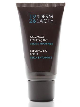 Academie Derm Acte Скраб Новая кожа с кремнием