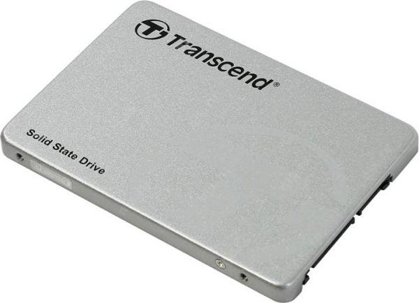 "120GB SSD-Накопитель Transcend 2.5"" SSD220S, SATA3, TLC, Aluminum case"