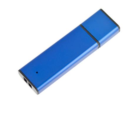 32GB USB-флэш накопитель Apexto U303, алюминиевый, синий