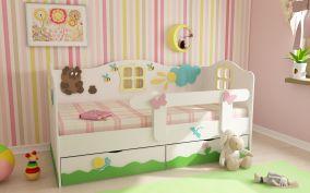 Кровать «Винни» дизайн №1