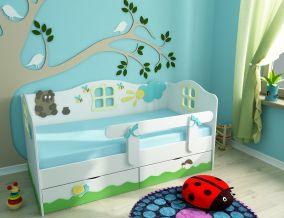 Кровать «Винни» дизайн №2