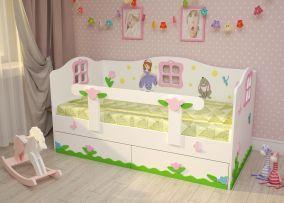 Кровать «Принцесса»