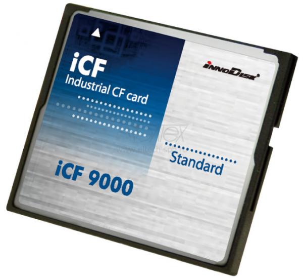 2GB карта CF индустриальная iCF 9000, wide temp.